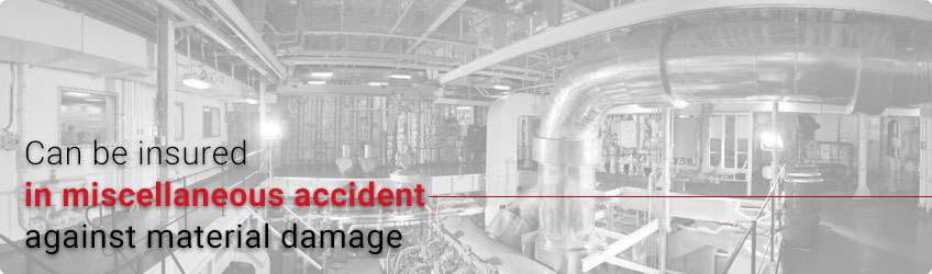 Miscellaneous Accident Insurance